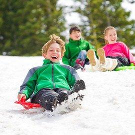 Let It Snow: Toys & Outdoor Gear
