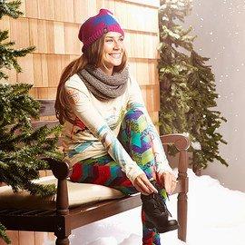 Let It Snow: Women's Apparel & Accents