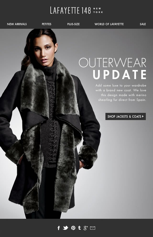 Brave the Cold in Style