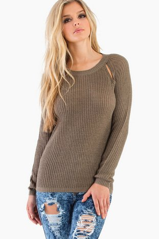 ON A GOOD DAY SWEATER 42