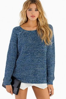 COZY PAST TIMES SWEATER 43