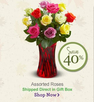 Assorted Roses Shop Now