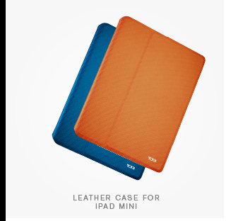 Leather Case for iPad Mini - Shop Now