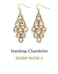 Teardrop Chandelier SHOP NOW ›