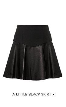 A Little Black Skirt >