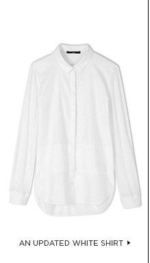 An Updated White Shirt >