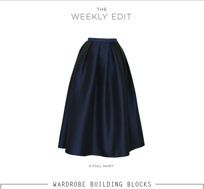 Our Weekly Edit of What's Trending Now: Shop Wardrobe Building Blocks