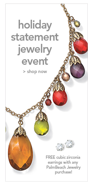 Shop Holiday Statement Jewelry Event