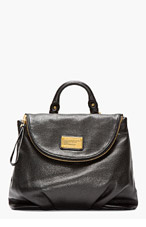 MARC BY MARC JACOBS Black Leather Mariska Backpack for women