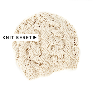 Buyers Picks: Knit Beret