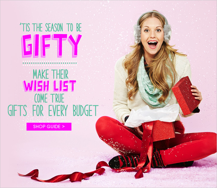 'Tis the Season to be Gifty!