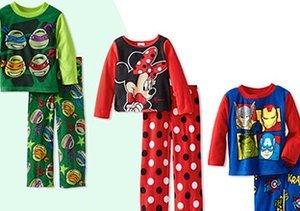 Slumber Party: Kids' Sleepwear