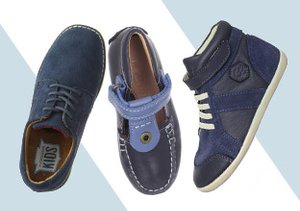 Shop by Color: Navy Kids' Shoes