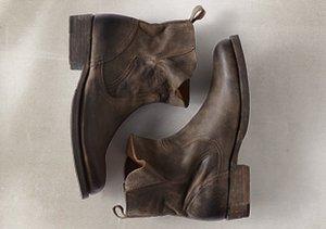 City Staple: Boots & Belts
