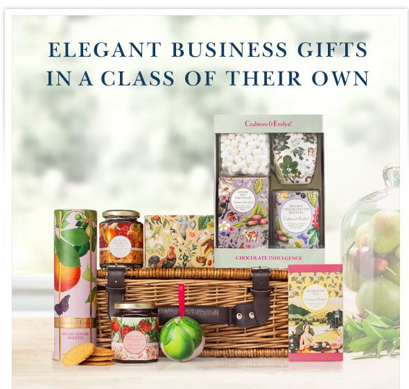 Elegant business gifts. In a class of their own.