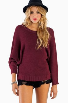 STAND UP TALL SWEATER 40