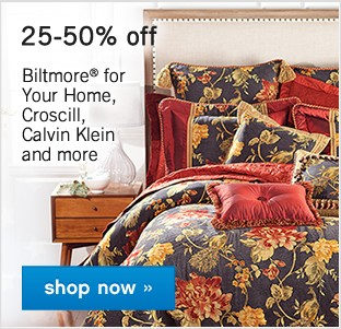 25-50% off Biltmore for Your Home. Shop now.