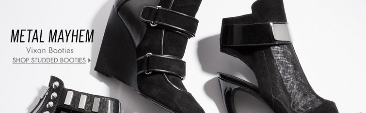 Shop Studded Booties