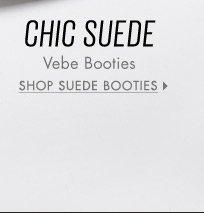 Shop Suede Booties