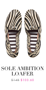 SOLE AMBITION LOAFER