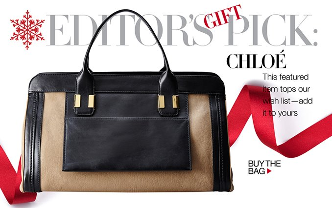 Gifts Editor's Pick
