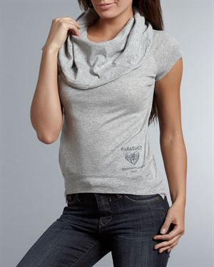 Parasuco Cowl Neck T-Shirt