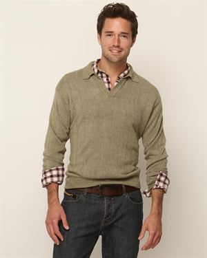 Next Collared Sweater