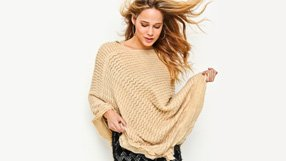 Cardigans and Ponchos for the Holidays by Venice Blue