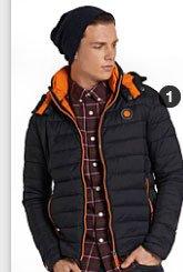 fuji hooded jacket