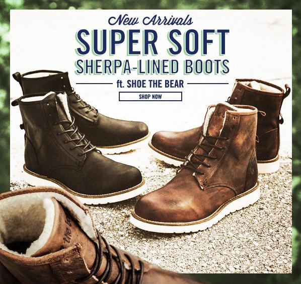 Shop New Arrivals: Shoe the Bear Boots