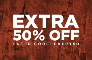 50% off $50 & Under Items