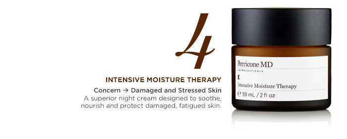 4. Intensive Moisture Therapy