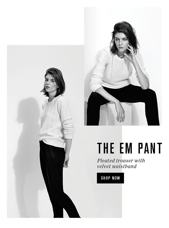 the Em pant