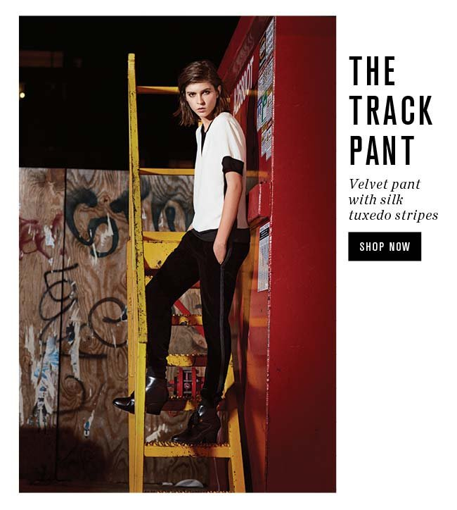 The Track Pant