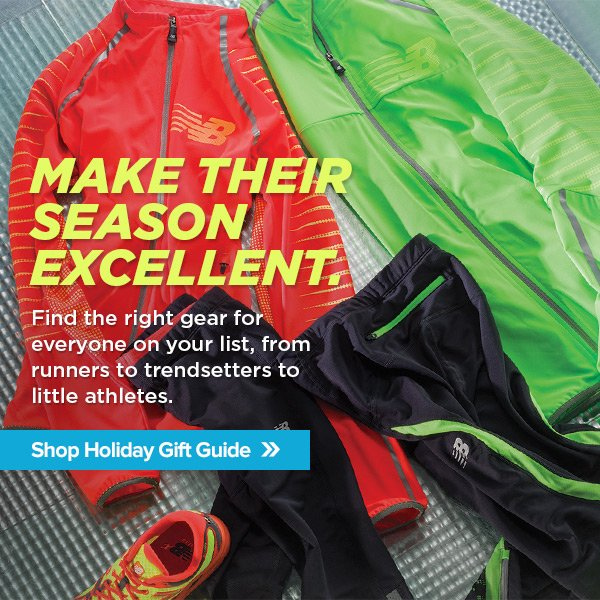 Make Their Season Excellent. Shop the Holiday Gift Guide.