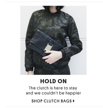 HOLD ON - SHOP CLUTCH BAGS