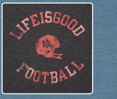 Women's LIG Football Cool Tee