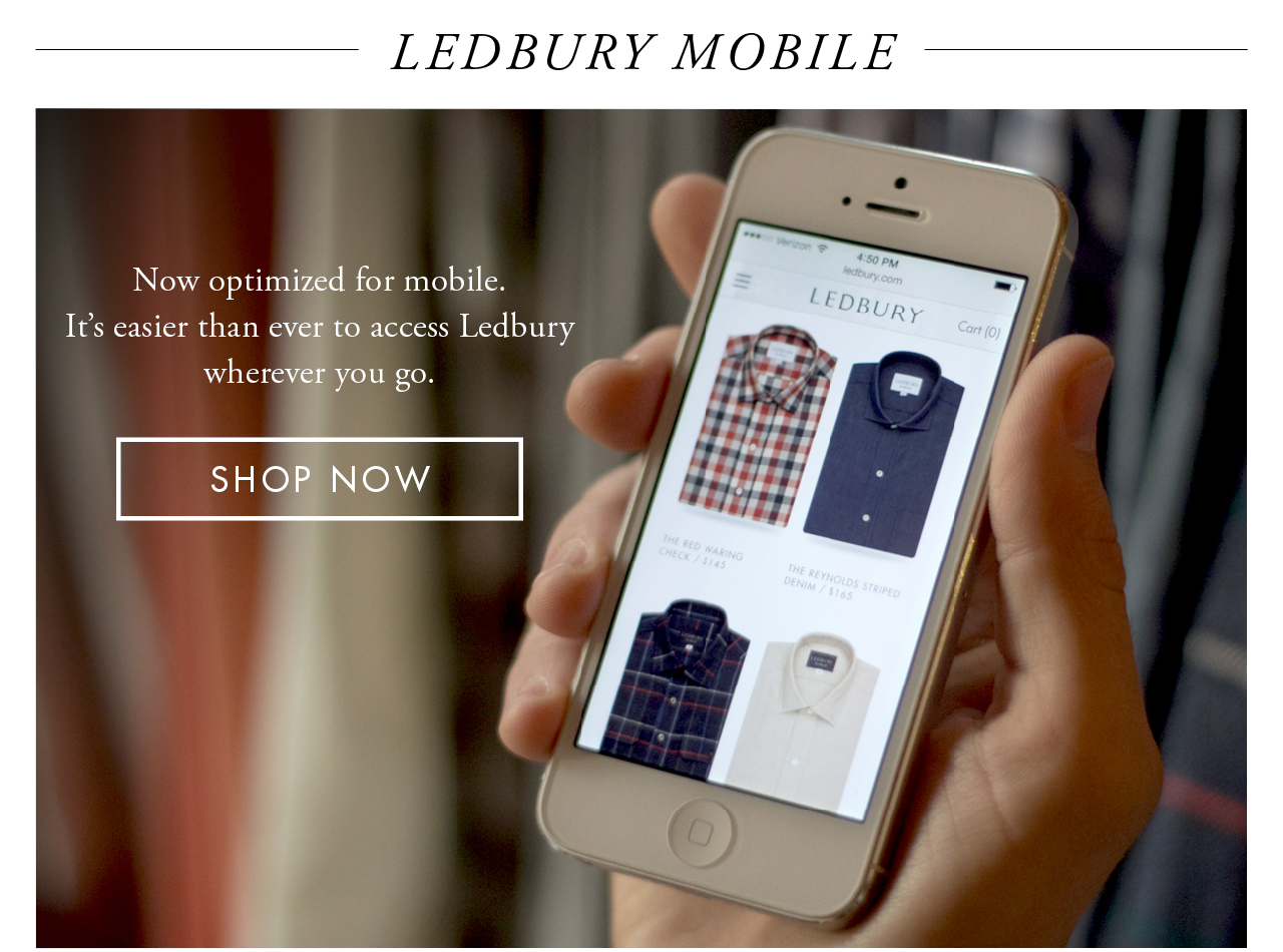 Even Easier to Access Ledbury