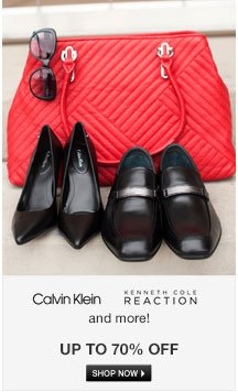 Calvin Klein, Kenneth Cole and More