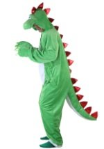 Adult Green Dinosaur w/ Red Spikes