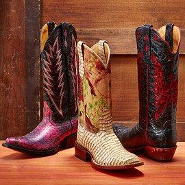 Johnny Ringo Boots & Durango