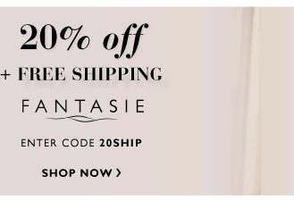 20% off Fantasie Lingerie