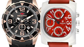Our Biggest Watch Blowout - For Every Taste and Budget