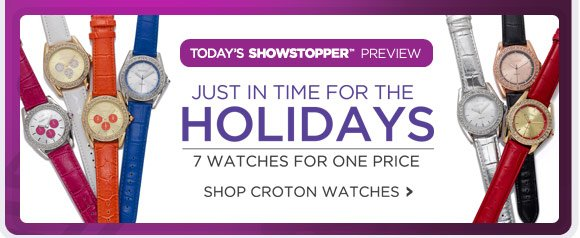 Shop Croton Watches