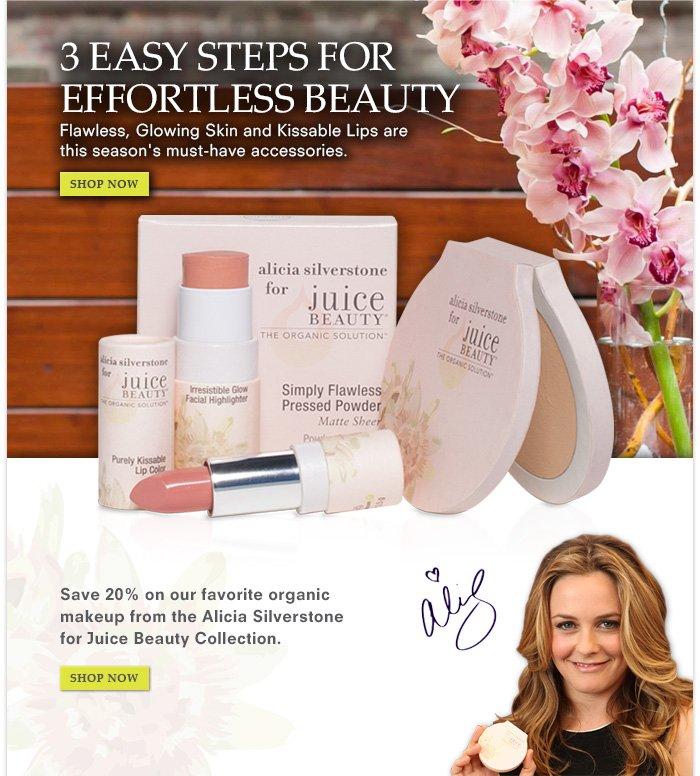 3 Easy Steps for Effortless Beauty