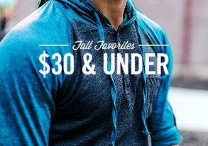 Shop Fall Favorites: ALL $30 & Under