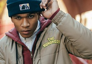 Shop The Hundreds & More from $10