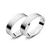 Bernadotte Napkin rings, 2 pcs.