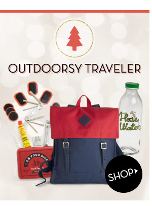 Outdoorsy Traveler