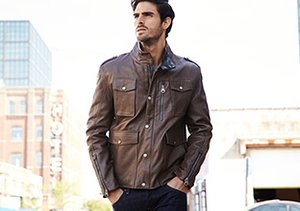 City Staple: Leather Jackets